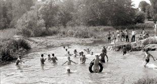 """Κολύμπι στα Σαράγια Τρικάλων στην περιοχή """"Τσιπουλάκου"""""""