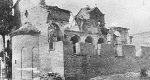 O βομβαρδισμός του Ι.Ν. Αγίου Νικολάου Τρικάλων από τα Γερμανικά Στούκας