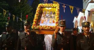 Τα Τρίκαλα τίμησαν τους εν Τρίκκη Αγίους