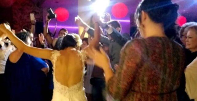 Ποδοπατήθηκαν σε γάμο Πόντιοι και Σαρακατσαναίοι!!!