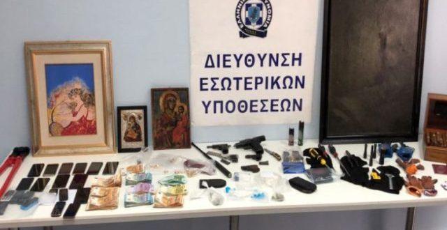 Η ανακοίνωση της Αστυνομίας για το κύκλωμα ναρκωτικών που είχε δράση και στα Τρίκαλα!