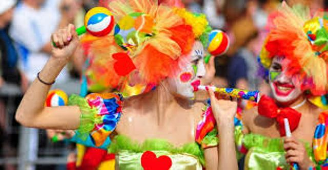 Καρναβάλι - Οι ρίζες του