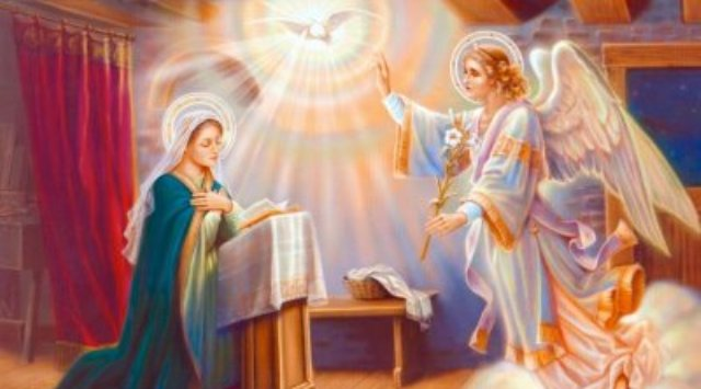 Photo of Ο Ευαγγελισμός της Θεοτόκου