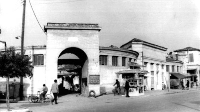 Τα «Χασάπικα», η παλιά αγορά των Τρικάλων
