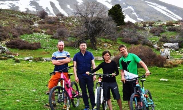 Στον ποδηλατικό τουρισμό στοχεύει η Περιφέρεια Θεσσαλίας