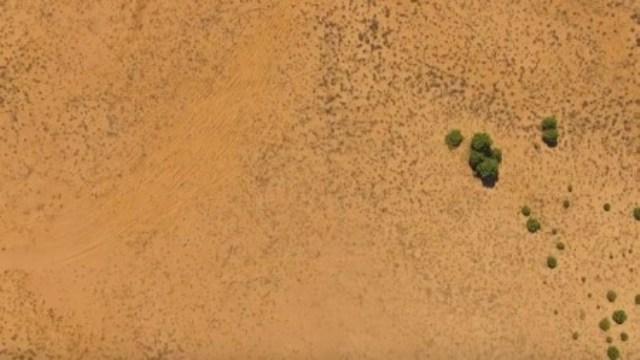 Αυτή είναι η «έρημος της Ελλάδας»