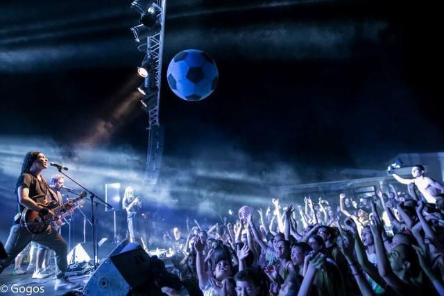 """Ατέλειωτο πάρτυ στο """"Rizoma sound fest"""" με τους """"Locomondo"""" και """"Teasers"""""""