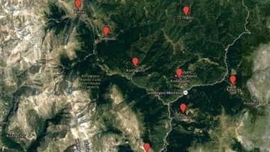 Photo of Περιήγηση σε Στεφάνι, Κρανιά, Καλλιρρόη, έως Πολυθέα