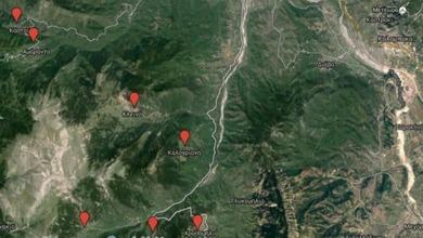 Photo of Περιήγηση σε Καστανιά, Αμάραντο, Κλεινοβό, έως Καλογριανή