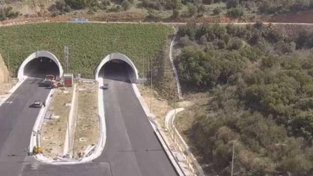 Προσωρινές κυκλοφοριακές ρυθμίσεις στα Τέμπη
