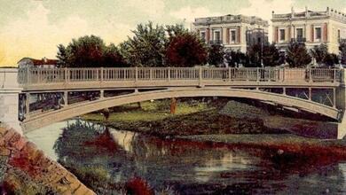 Photo of Η κεντρική πεζογέφυρα των Τρικάλων έχει ιστορία τουλάχιστον 128 ετών