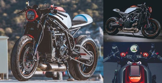 Η πρώτη ελληνική μοτοσικλέτα είναι έτοιμη να κατακτήσει