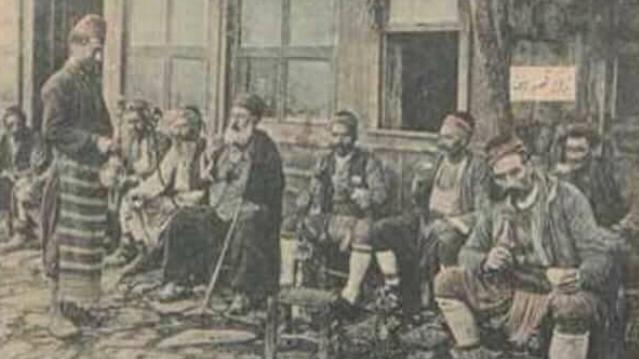 Photo of Καφέ στην Ασκληπιού επί τουρκοκρατίας