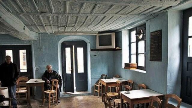 Το παλαιότερο καφενείο στην Ελλάδα λειτουργεί αδιάκοπα 242 χρόνια