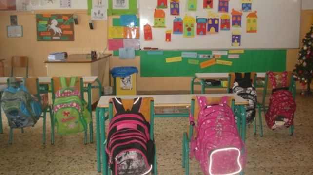 Στο σχολείο θα μένει η τσάντα των μαθητών μία Παρασκευή τον μήνα