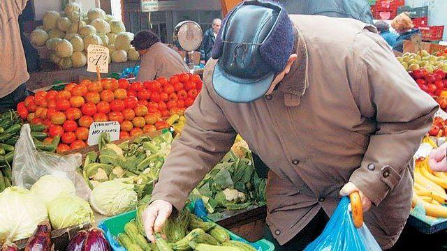 Χωρίς λαϊκή αγορά τη Δευτέρα λόγω της εθνικής επετείου