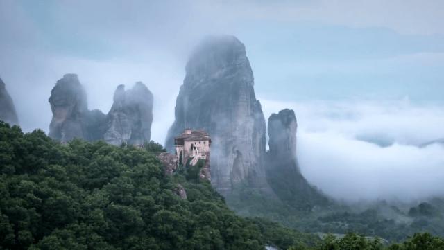 Με στόχο την τουριστική προβολή της περιοχής των Μετεώρων