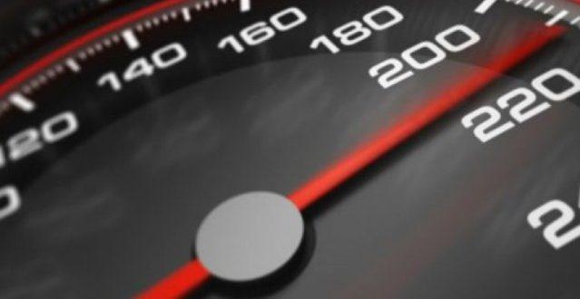 Η υπερβολική ταχύτητα στην πρώτη θέση των παραβάσεων του κ.ο.κ στην Θεσσαλία