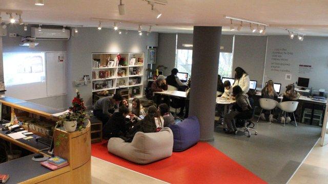 Πολιτιστικό σημείο αναφοράς η Δημοτική Βιβλιοθήκη Τρικάλων