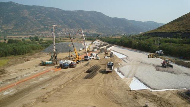 Οι εξελίξεις στον αυτοκινητόδρομο Ε65 για το τμήμα Καλαμπάκα-Εγνατία