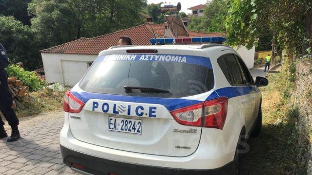 Βρέθηκε φέρετρο δίπλα σε σπίτι στην Καλαμπάκα