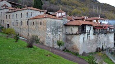 Photo of To μοναστήρι του Αγίου Βησσαρίωνος (Δουσίκου)