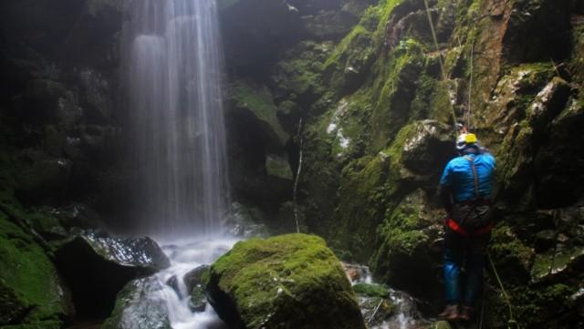 Η σπηλιά του Μπέη στον Κόζιακα