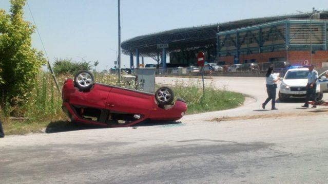 Photo of Ανατράπηκε αυτοκίνητο στον περιφερειακό Λαρίσης-Καρδίτσης | ΦΩΤΟ