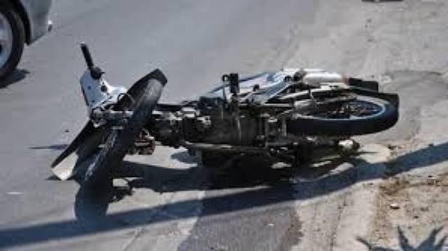 Τροχαίο ατύχημα με δύο τραυματίες στην Πύλη