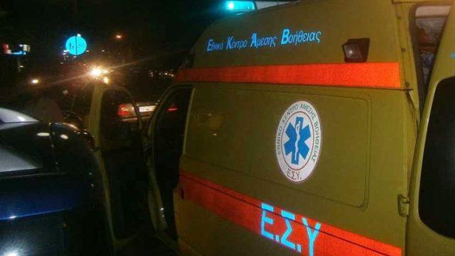 Σοκ από τον ξαφνικό θάνατο 50χρονου στα Τρίκαλα