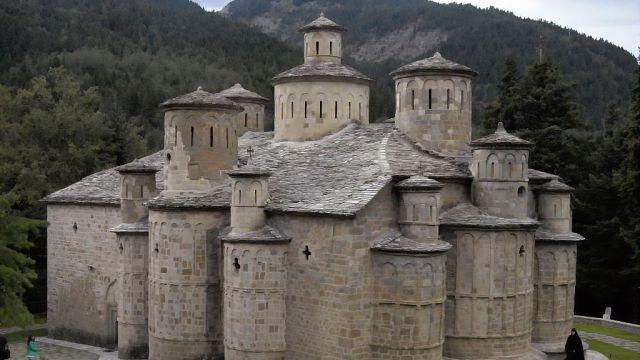 Photo of Η Ιερά Μονή Τιμίου Σταυρού Δολιανών Κρανιάς Ασπροποτάμου