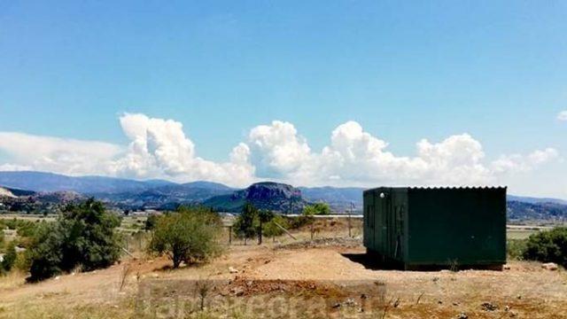 Προετοιμασίες για την κατασκευή ελικοδρομίου στην Αγία Παρασκευή Καλαμπάκας