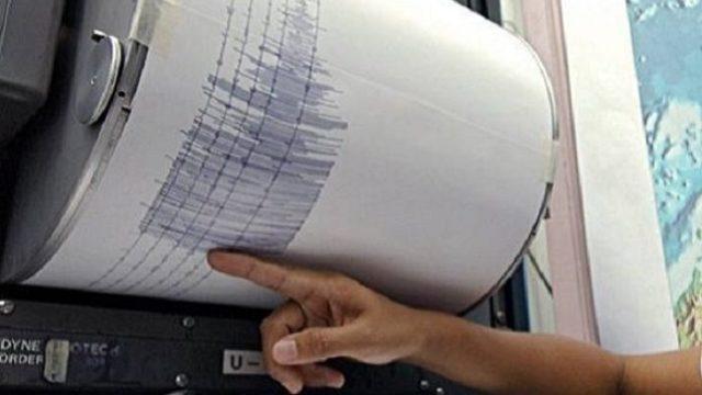 Ισχυρός σεισμός στην Κρήτη 5,3 Ρίχτερ