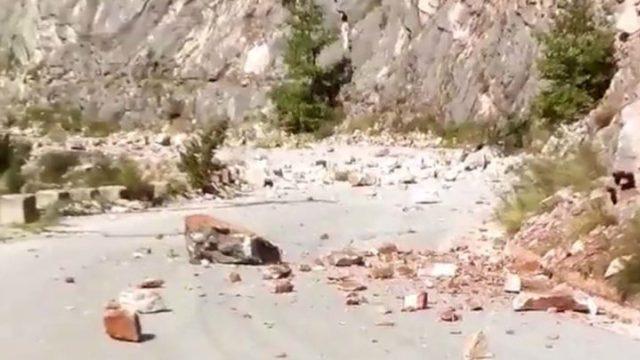 Ρωγμές σε σπίτια και κατολισθήσεις από τον σεισμό σε περιοχές των Τρικάλων και Καρδίτσας!