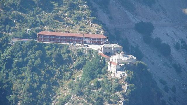 Photo of Ιερά Μονή Παναγίας Σπηλιώτισσας