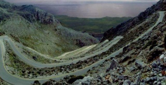 Αυτός είναι ο πιο επικίνδυνος δρόμος σε όλη την Ελλάδα