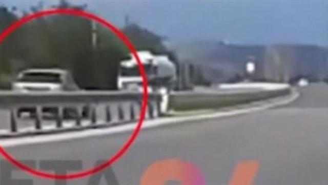 Ηλικιωμένος «κίνδυνος - θάνατος» οδηγούσε στο αντίθετο ρεύμα για 3,5 χιλιόμετρα
