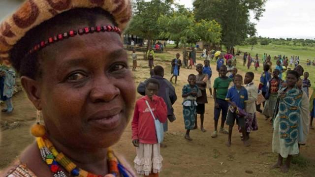 Γυναίκα αρχηγός φυλής ακύρωσε 850 γάμους παιδιών!