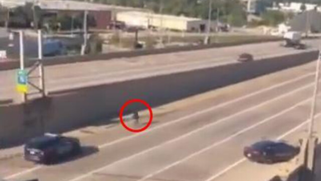 """Αστυνομικοί """"πατούν"""" με το αυτοκίνητο καταζητούμενο"""