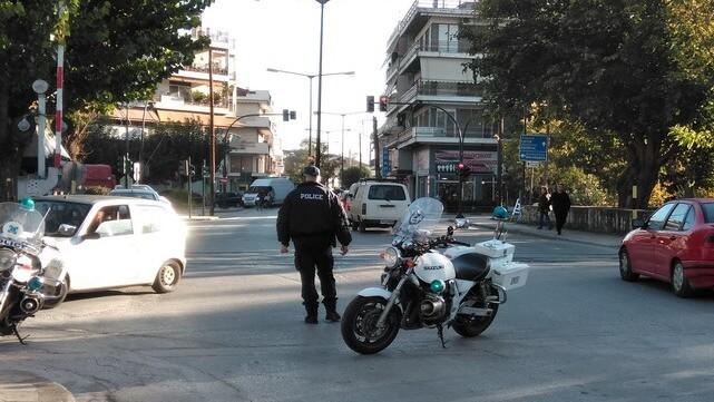Τραγικό τροχαίο στην οδό Πύλης στα Τρίκαλα!
