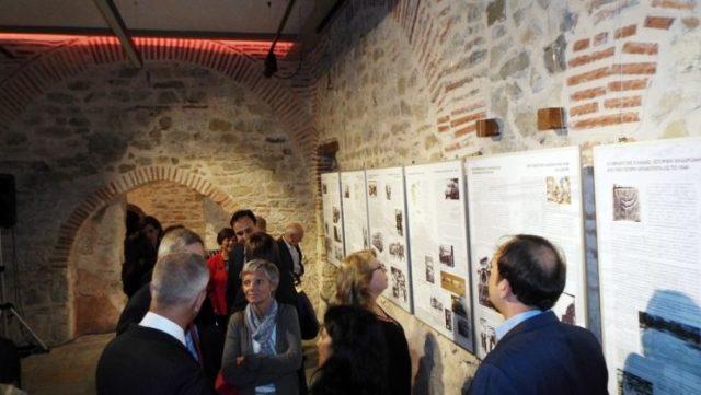 Έκθεση Μνήμης για το «Ολοκαύτωμα των Ελλήνων Εβραίων» στο Μουσείο Τσιτσάνη