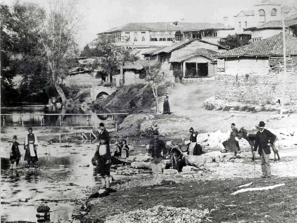 Εικόνα καθημερινότητας στα Τρίκαλα του 1883