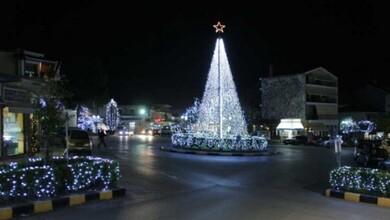 Το πρόγραμμα των Χριστουγεννιάτικων εκδηλώσεων του Δήμου Καλαμπάκας