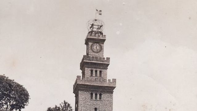 Photo of Η πρώτη καρτ ποστάλ με θέμα το Ρολόι της πόλης των Τρικάλων! | ΦΩΤΟ : 1940