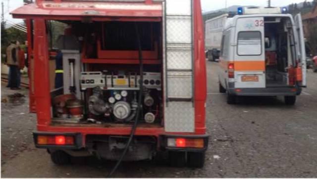 Photo of Αυτοκίνητο τυλίχθηκε στις φλόγες στο κέντρο των Τρικάλων!