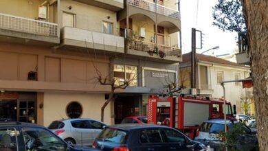 Έκρηξη από γκαζάκι σε διαμέρισμα στην Ασκληπιού