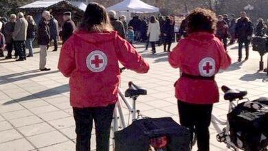 Περιπολίες από την ποδηλατική ομάδα των Εθελοντών του Ε.Ε.Σ. Τρικάλων!
