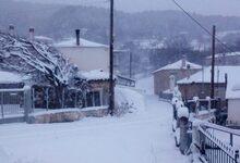Στα «λευκά» τα χωριά των Δήμων Μετεώρων και Πύλης