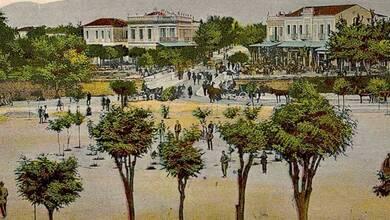 Photo of Η κεντρική πλατεία στα 1900 | ΦΩΤΟ