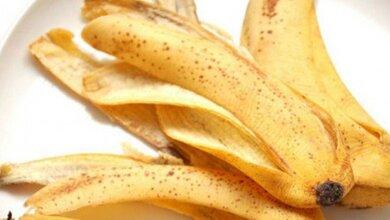 Απίστευτες χρήσεις με φλούδες μπανάνας!!!